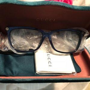 Brand New Gucci Eyeglasses 55mm